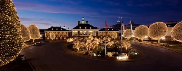Country Dance - New Year's Eve Party @ Opryland Hotel